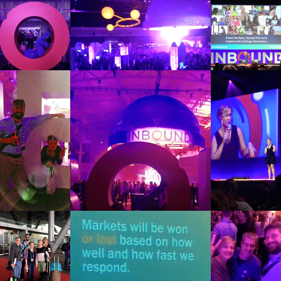 The Whole Brain Group at INBOUND 2015